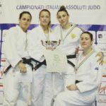 Carola Paissoni per la terza volta consecutiva conquista il titolo agli Assoluti